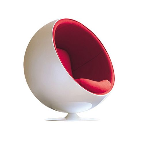 ball chair design by eero aarnio. Black Bedroom Furniture Sets. Home Design Ideas