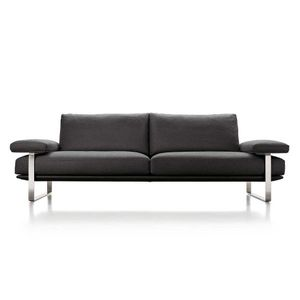 sofa still geschwungen design foster partners molteni c. Black Bedroom Furniture Sets. Home Design Ideas