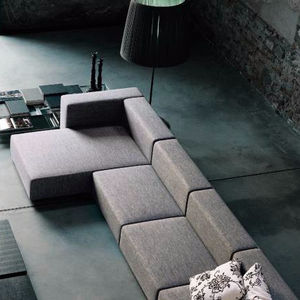wall sofa design piero lissoni living divani